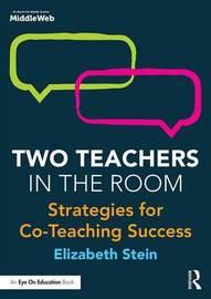 Two Teachers in the Room by Elizabeth Stein