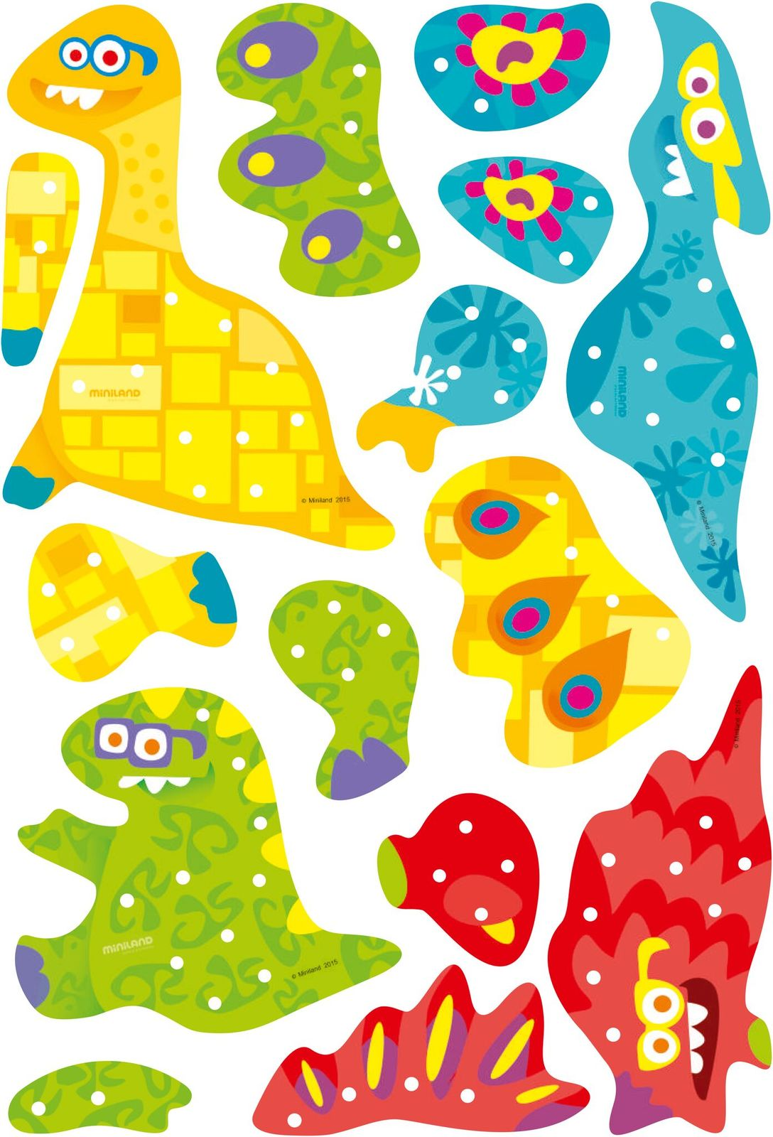 Miniland Flexi Dino image