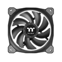 120mm Thermaltake Riing Plus 12 LED RGB Radiator Fan TT Premium Edition (3 Fan Pack)