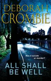 All Shall be Well by Deborah Crombie image