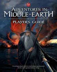 Adventures in Middle-Earth - Player's Guide by Cubicle 7
