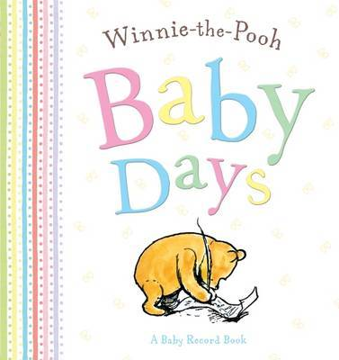 Winnie-the-pooh Baby Days by A.A. Milne image