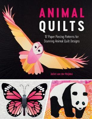 Animal Quilts by Juliet Heijden