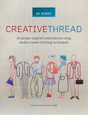 Creative Thread | Jo Dixey Book | In-Stock - Buy Now | at Mighty Ape NZ