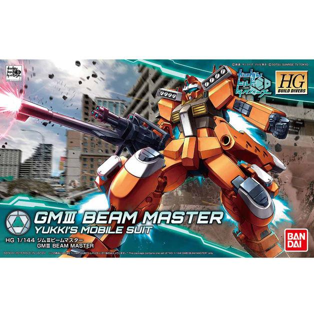 HGBD 1/144 GM III Beam Master - Model Kit