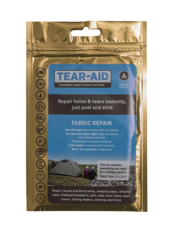 Kiwi Tear Aid Repair Kit - Type A