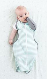 Swaddle UP 50/50 - Mint (Extra Large)