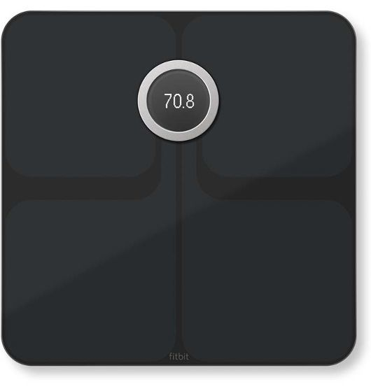 Fitbit Aria 2 Smart Scale - Black