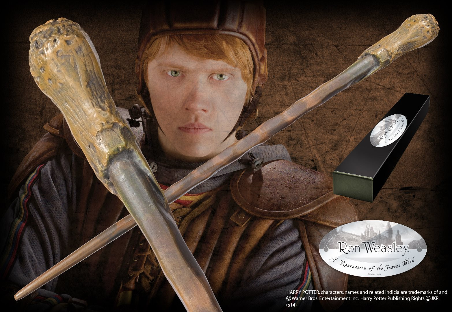 Harry Potter: Replica Wand - Ron Weasly (Character Edition) image