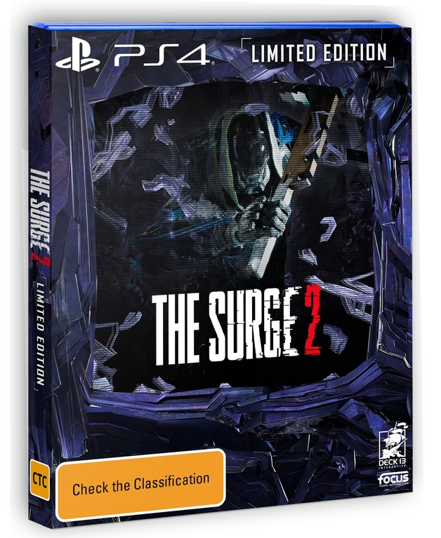 The Surge 2 Limited Edition for PS4