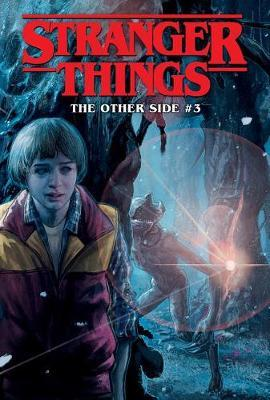 Stranger Things the Other Side 3 by Jody Houser