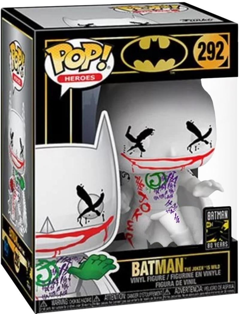 DC Comics: Batman (The Joker's Wild) - Pop! Vinyl Figure image