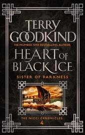 Heart of Black Ice by Terry Goodkind image