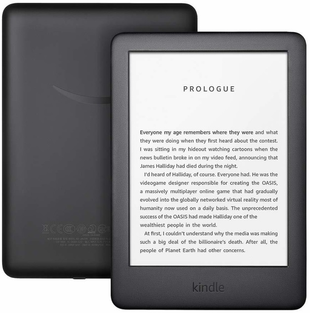 "Amazon Kindle 6"" 2019 - 4GB Black"