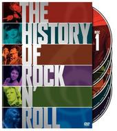 The History Of Rock 'n' Roll on DVD