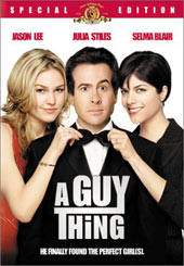 A Guy Thing on DVD