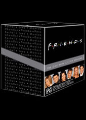 Friends - The One With All Ten Seasons (30 Disc Box Set) on DVD