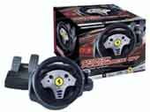 FERRARI FORCE FEEDBACK GT RACING WHEEL for PC