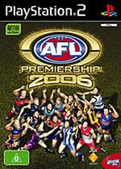 AFL Premiership 2006 for PlayStation 2