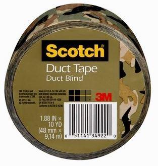 Scotch Camo Duct Tape 48mmx9.14m image