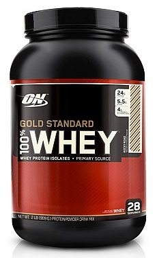 Optimum Nutrition Gold Standard 100% Whey - Rocky Road (907g)