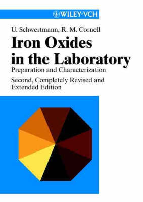 Iron Oxides in the Laboratory by Udo Schwertmann image