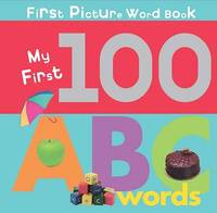 Chunky Board Book: 100 ABC image