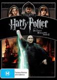 Harry Potter - And The Deathly Hallows (Part 2) DVD