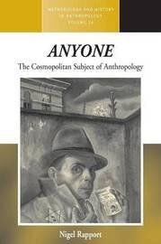 <i>Anyone</i> by Nigel Rapport