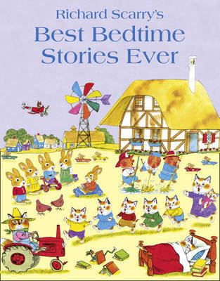 Best Bedtime Stories Ever by Richard Scarry image