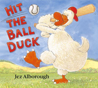Hit the Ball, Duck by Jez Alborough image