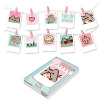 Pusheen - Photo Clips