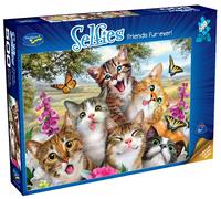 Holdson: 500 Piece Puzzle - Selfies S2 (Friends Furever!)