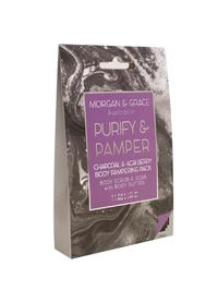 Morgan & Grace Body Pamper Packs - Purify & Pamper (Charcoal & Acai Berry)