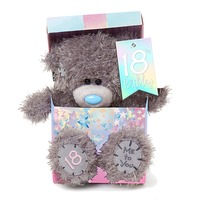Me To You - 18Th Birthday Bear In Box