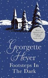 Footsteps in the Dark by Georgette Heyer image