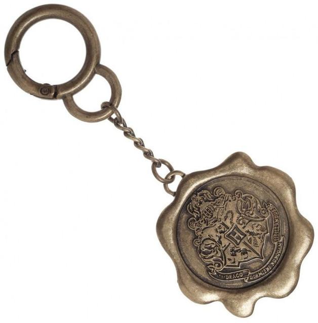 Harry Potter: Hogwarts Wax Seal Keychain