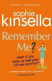 Remember Me? by Sophie Kinsella image