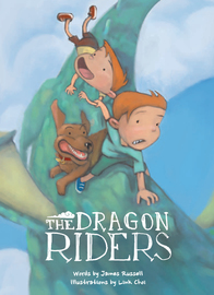 The Dragon Riders by James Russell