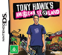 Tony Hawk's American SK8Land for Nintendo DS image