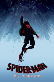 Spider-Man Into The Spider-Verse Maxi Poster - Fall (930)