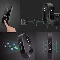 Smart Fitness Tracker Bands w/ Heart Rate Monitor - Green image