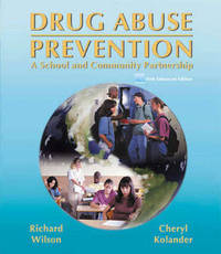 Drug Abuse Prevention: A School and Community Partnership by Richard Wilson image