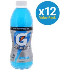 Gatorade G Series Blue Bolt 1L (12 Pack)