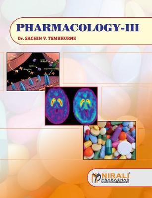 Pharmacology - III by Sachin Tembhurne