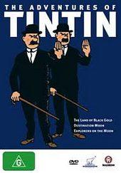 Adventures Of Tintin - Vol 4 on DVD