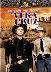 Vera Cruz on DVD
