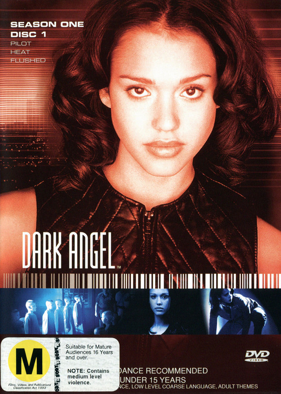 Dark Angel Season One - Disc 1 on DVD