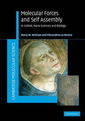 Molecular Forces and Self Assembly by Barry W. Ninham image