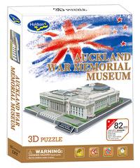 Holdson: 3D Puzzle - Auckland War Memorial Museum